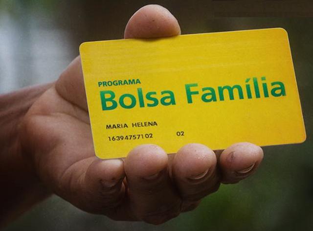 NOTÍCIA: 13ª parcela do Bolsa Família será paga a partir de terça (10/12)