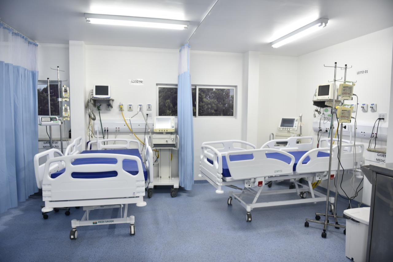 Apenas 13% dos municípios brasileiros possuem UTI para pacientes com Covid-19