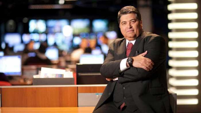 Datena deixará TV para disputar prefeitura de SP