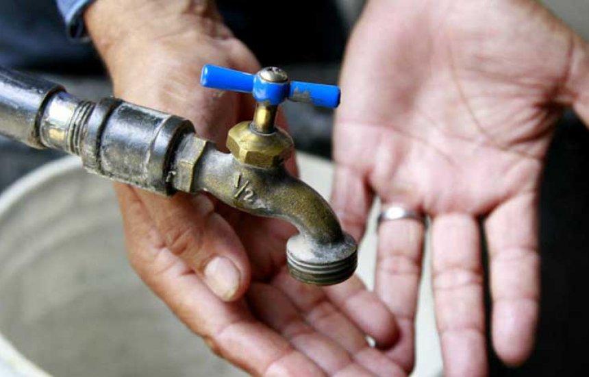 Tenente Laurentino Cruz, São Vicente, Lagoa Nova e Bodó ficarão sem água no feriadão