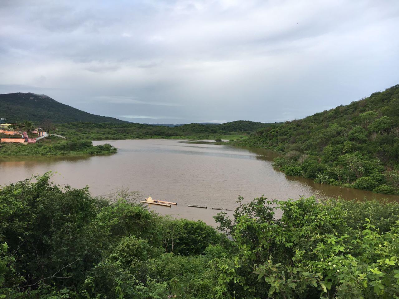 Adolescente de 16 anos natural do município de Pureza-RN, é vitima de afogamento no Açude Pinga em Cerro Corá