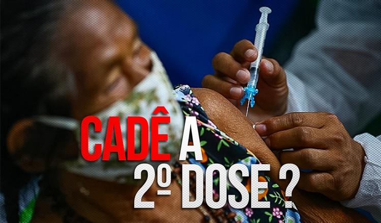 203 mil não foram tomar a D2; RN teria 60% do público-alvo imunizado se não tivesse atraso