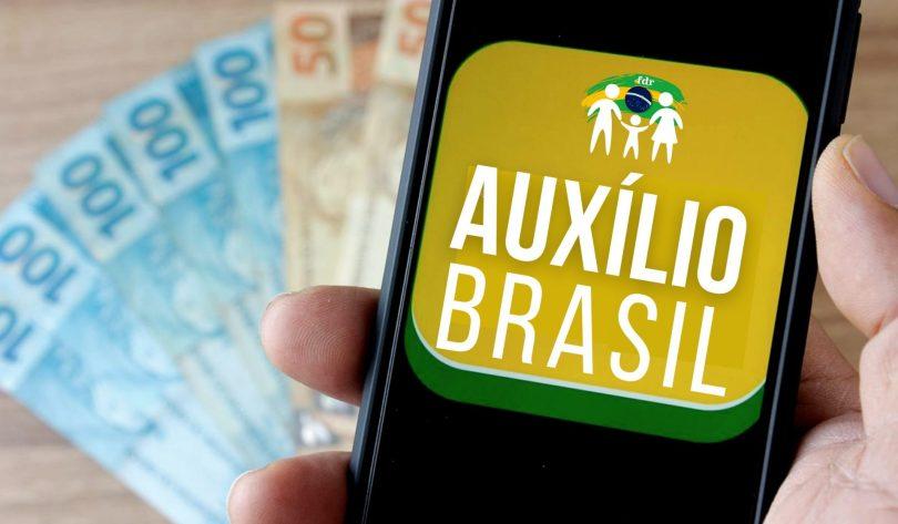 Auxílio Brasil com valor de R$ 400 somente em dezembro se aprovado