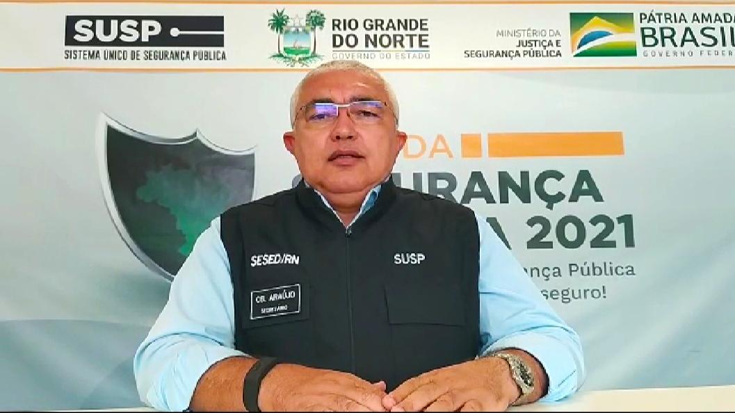 Coronel Araújo Silva fala sobre 13° Batalhão de Polícia Militar (VÍDEO)