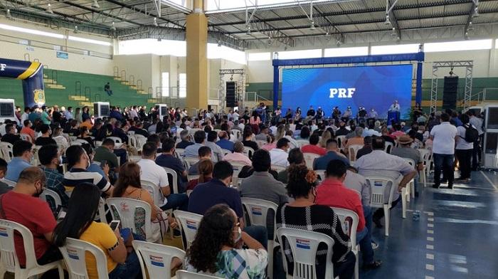 PRF inaugura sistema de Rádio Digital no Rio Grande do Norte